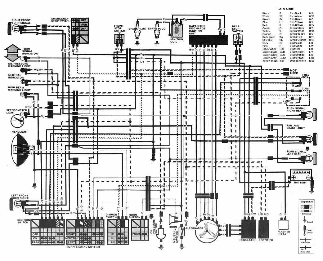 rectifier regulator honda cb 750 wiring diagram index of /mc/wiringdiagrams #11