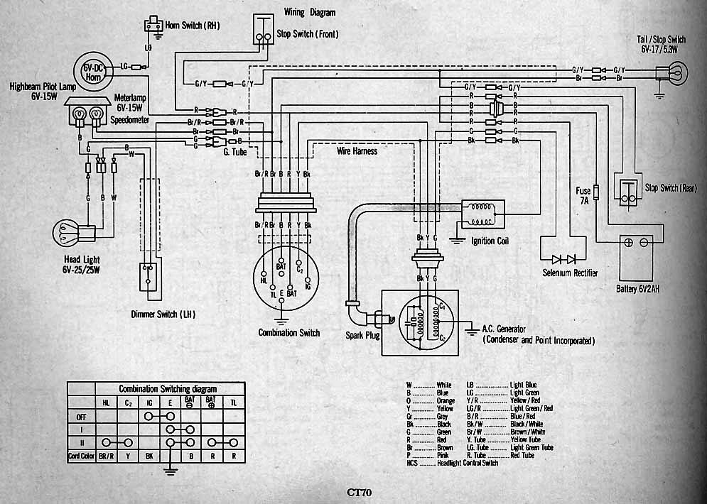 index of /mc/wiringdiagrams 1970 honda ct70 wiring diagram #7